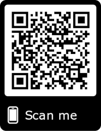 Scan the code to Download on the App Store