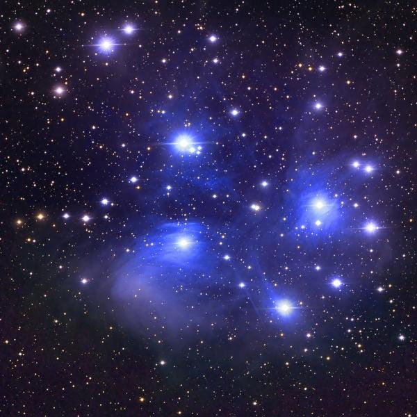 """Matariki"" M45 Pleides"