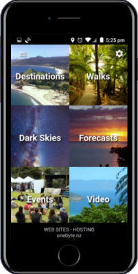 Great Barrier Island App